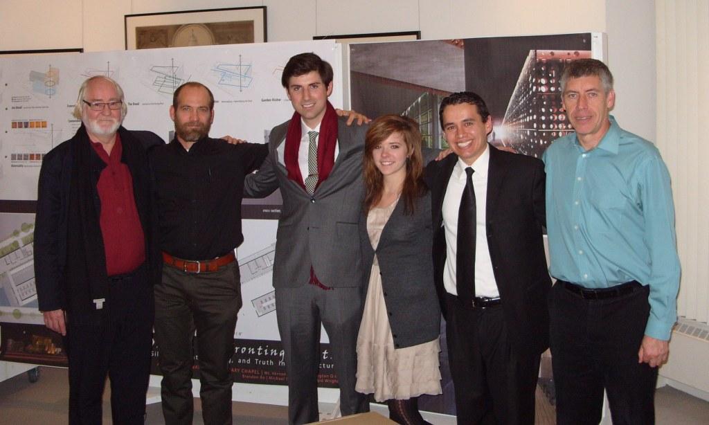 Design Team and Advisors