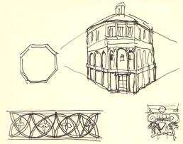 Baptistery-Florence