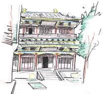 China-Pingyao Confucius Temple
