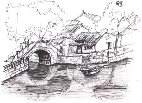 China-Tongli Watertown