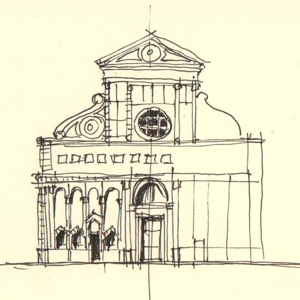 Santa Maria Novella-Alberti-Florence