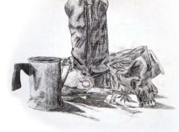 Still Life Drawing 2