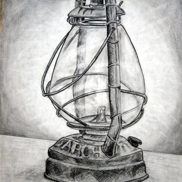 Still Life Drawing 4