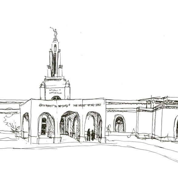 Redlands Temple