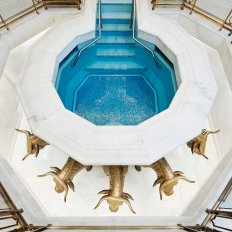 Memphis Temple, Baptistry 2. © Intellectual Reserve, Inc.