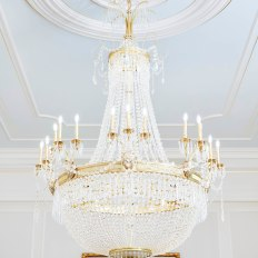 Memphis Temple, Chandelier. © Intellectual Reserve, Inc.