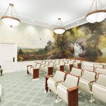 Memphis Temple, Instruction Room A. © Intellectual Reserve, Inc.