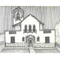 2018-Aug_Boise Depot Sketch