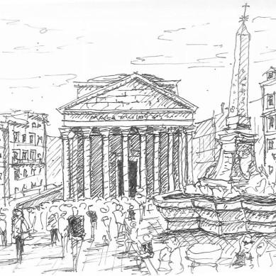 2018.11_Rome-Pantheon