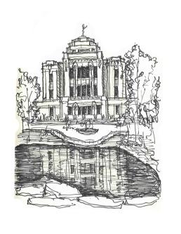 Meridian Temple