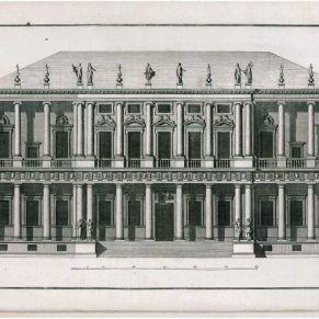 Palazzo Chiericati Elevation
