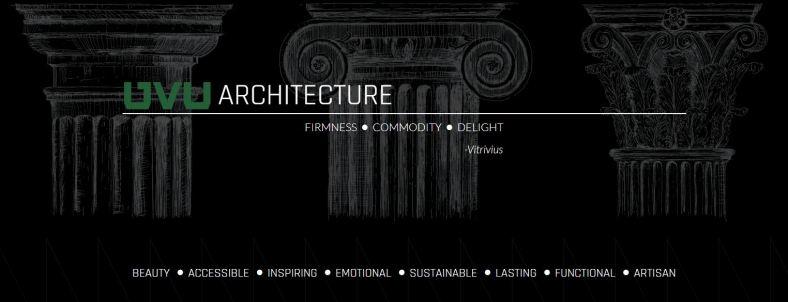 UVU Architecture-logo