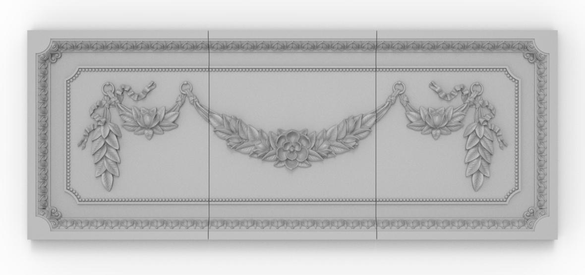 Baton Rouge Stone Panel