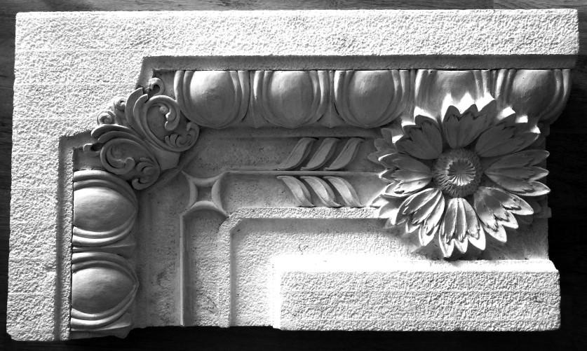 OKC Stone Panel Corner