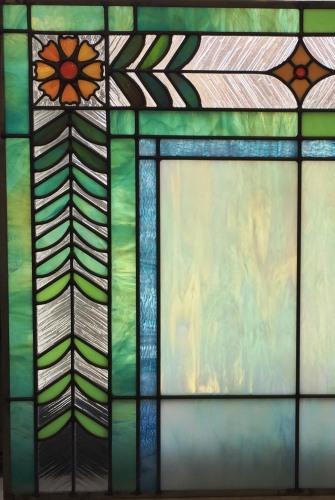 OKC window detail