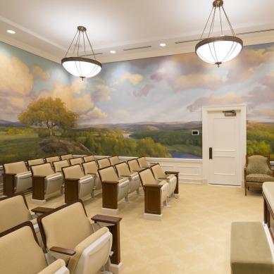 Endowment Room. © 2019, Intellectual Reserve, Inc.